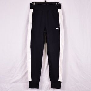 Puma French Terry Contrast Track Jogger Sweatpants